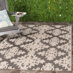 Bryan Taupe Area Rug Rug Size: Rectangle 4' x 6'