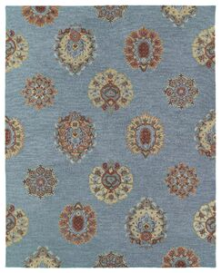 Corvally Area Rug Rug Size: Rectangle 5' x 7'6