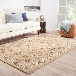 Trinningham Wool Area Rug Rug Size: Rectangle 2' x 3'