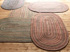 Greenlaw Lavender Area Rug Rug Size: Rectangle 2' x 4'