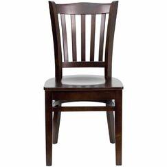 Duprey Solid Wood Dining Chair Finish: Walnut
