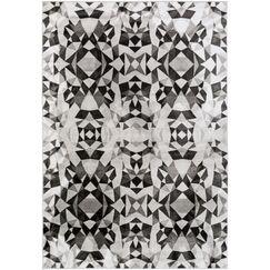 Artesian Charcoal/Light Gray Area Rug Rug Size: Rectangle 5'2