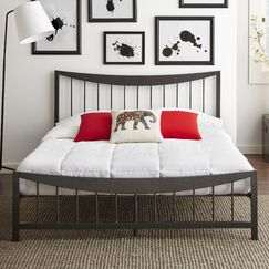 Conant Platform Bed Size: Twin