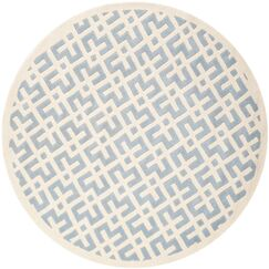 Wilkin Blue / Ivory Rug Rug Size: Rectangle 2' x 3'