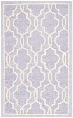Martins Lavender   Area Rug Rug Size: Rectangle 3' x 5'