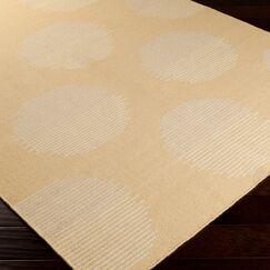 Donley Geometric Area Rug Rug Size: Rectangle 3'6