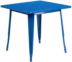 Auld Coffee Table Color: Blue