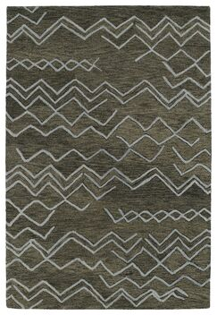 Zack Geometric Rug Rug Size: Rectangle 5' x 8'