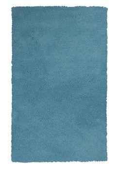 Bouvier Highlighter Blue Area Rug Rug Size: Rectangle 8' x 11'