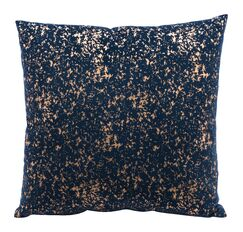Mcroy Night Velvet Throw Pillow