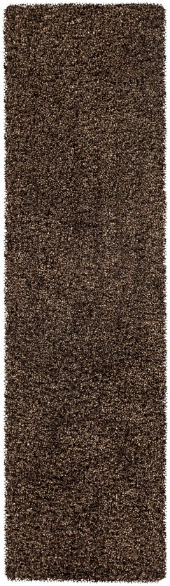 Mchaney Hand-Tufted Brown Area Rug Rug Size: Runner 2'3