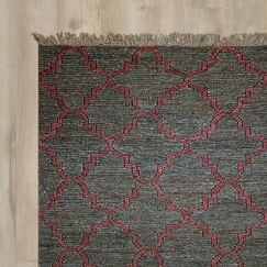 Masson Hand-Woven Brown Area Rug Size: Runner 2'6