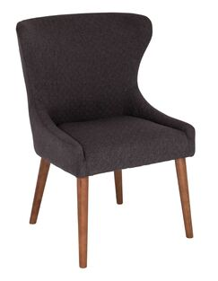 Causeway Side Chair Upholstery Color: Grey