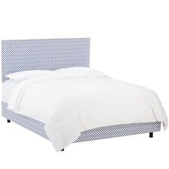 Frederick Upholstered Panel Bed Size: Queen