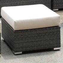 Peters Ottoman with Cushion