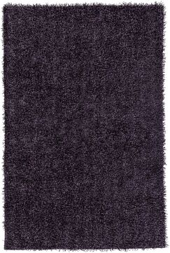 Mchaney Hand-Tufted Purple Area Rug Rug Size: Round 9'