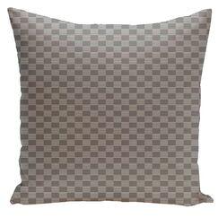 Dalton Throw Pillow Size: 20