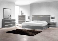 Moumoune Platform 5 Piece Bedroom Set Size: Queen