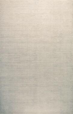 Alston Hand Woven Platinum Area Rug Rug Size: 8'6