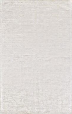 Alston Hand Woven Snow Area Rug Rug Size: 3'9