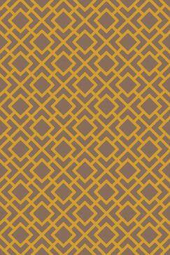 Berkeley Gold/Taupe Area Rug Rug Size: Rectangle 3' x 5'