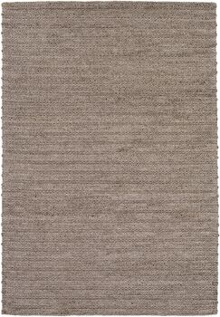 Marcellus Hand-Woven Ivory Area Rug Rug Size: Runner 2'6