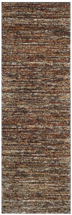 Gaines Ivory/Gold Area Rug Rug Size: Runner 2'3