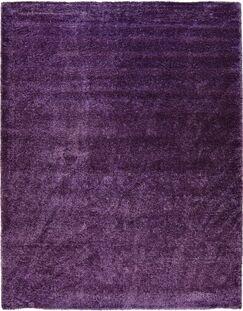 Evelyn Fig Purple Area Rug Rug Size: Rectangle 12'2