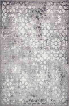Brandt Dark Gray Area Rug Rug Size: Rectangle 5' x 8'