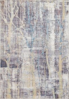 Downtown Gramercy Area Rug Rug Size: Rectangle 5' x 8'