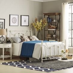 Amaranthe Panel Bed Size: Queen