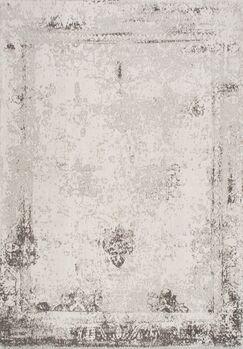 Chartres Handmade Grey Area Rug Rug Size: Rectangle 7'6
