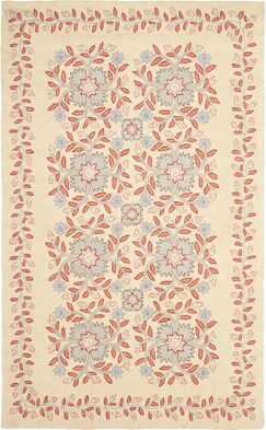Folklore Hand-Loomed Dune Area Rug Rug Size: Rectangle 4' x 6'
