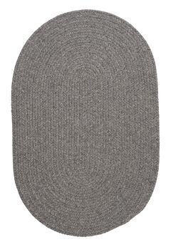 Navarrette Gray Area Rug Rug Size: Oval Runner 2' x 6'