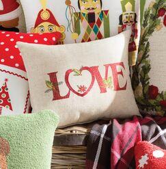 Savanah Love Lumbar Pillow