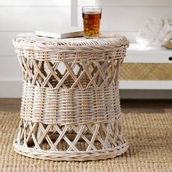 Autumn Bay End Table Color: Natural