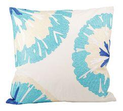Louroukina Cotton Throw Pillow
