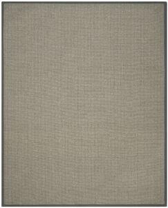 Richmond Hand-Woven Brown/Gray Rug Rug Size: Rectangle 5' x 8'