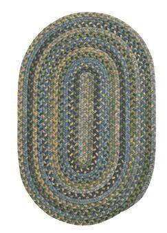Morris Blue Area Rug Rug Size: Runner 2' x 8'