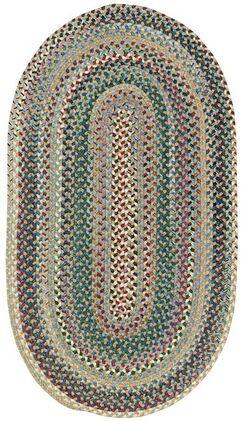 Kenji Light Blue Area Rug Rug Size: Concentric 9'2