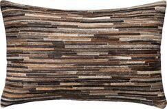 Marius Lumbar Pillow Color: Brown