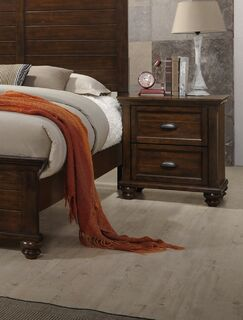 Kamarre 2 Drawer Nightstand