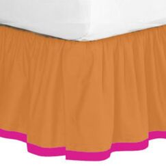 Larbi Bed Skirt Size: Twin