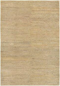 Uhlig Hand Woven Cotton Cream/Natural Area Rug Rug Size: Rectangle 7'10