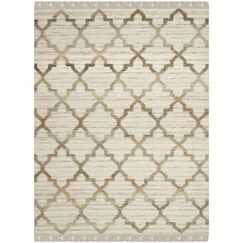 Maffei Natural Rug Rug Size: Rectangle 8' x 10'