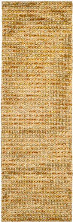 Makhi Gold Area Rug Rug Size: Runner 2'6