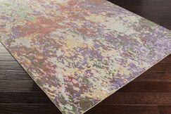 Bovill Lavender/Mocha Area Rug Rug Size: Rectangle 5' x 7'6