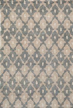 Allen Hand-TuftedSand Area Rug Rug Size: Rectangle 3'6