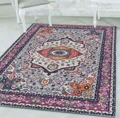 Dietz Magenta Area Rug Rug Size: Rectangle 12'6