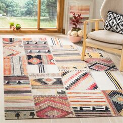 Griffeth Taupe/Beige Indoor/Outdoor Area Rug Rug Size: Rectangle 9' x 12'